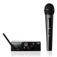 AKG WMS40 Mini Vocal Set Single ISM1