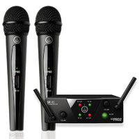 AKG WMS40 Mini Dual Vocal Set ISM 2/3