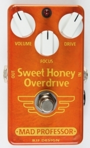 Mad Professor PCB Sweet Honey Overdrive