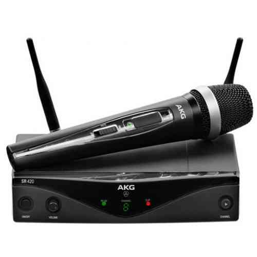 AKG WMS420 Vocal Set D5 ISM