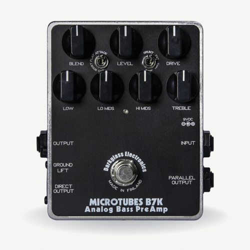 Darkglass Microtubes B7K Bass Preamp