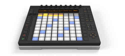 Ableton Push DEMO-kone