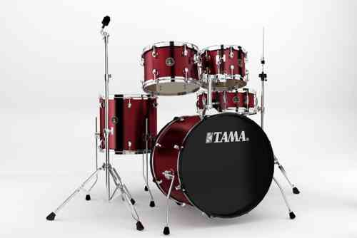 TAMA RHYTHM MATE STUDIO WINE RED