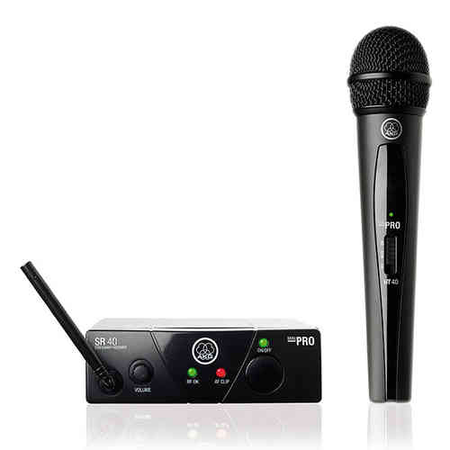 AKG WMS40 Mini Vocal Set Single ISM3