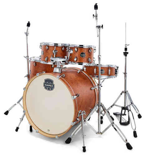 "Mapex Storm 20"" Fusion Set Wood Grain"