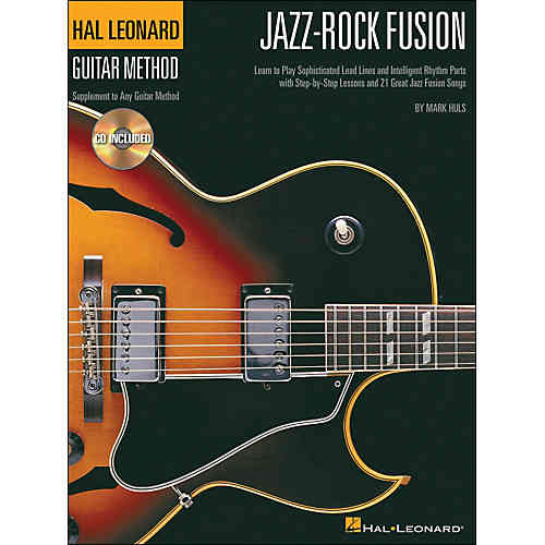 HAL LEONARD JAZZ-ROCK-FUSION GUITAR