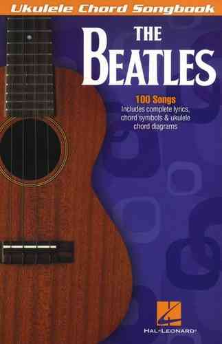The Beatles Ukulele Chord Songbook (Hal Leonard)