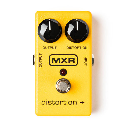 MXR M104 Distortion Plus -s�r�pedaali