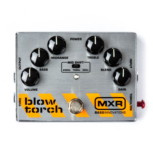 MXR M181 Blow Torch Distortion