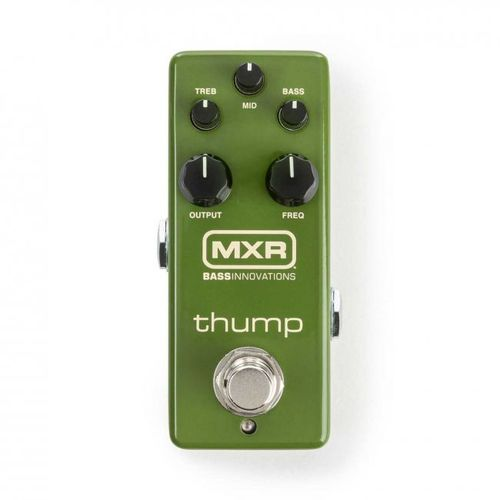 MXR Thump Bass Preamp M281