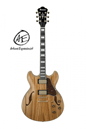 Ibanez AS93ZW-NT Artcore Expressionist